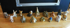 Harmony Kingdom Pot Bellys Animals Zoological Series Set of 33 All Mint Must See