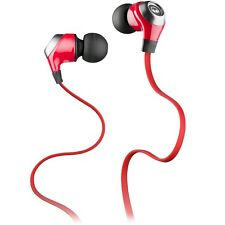 Monster N-Lite In Ear Headphones Candy Apple Red
