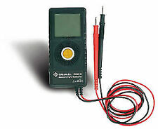 Greenlee 11689 Pocket Multimeter Pdmm-20