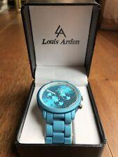 Louis Arden Watch Blue