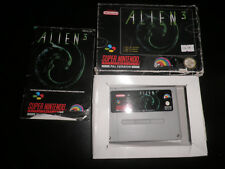 Super Nintendo, Snes - alien 3 - 100% boxed