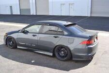 HIC USA 2004 to 2008 TSX Euro R rear roof window visor spoiler