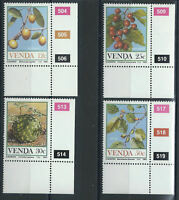 Vanda N° 112/15** (MNH) 1985 - Fruits sauvages