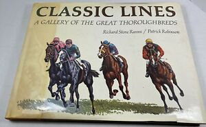 Classic Lines-Richard Stone Reeves-Secretariat-Man O'War-Hyperion-Native Dancer
