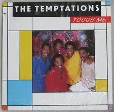 The Temptations Touch Me 1985 Gordy Records # 6164 GL DISCO FUNK SOUL Sealed LP