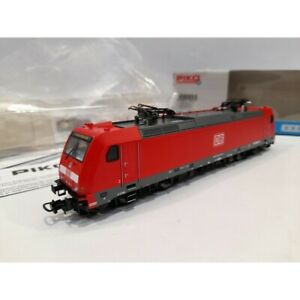 PIKO Expert H0/59547 / DB Ag EP VI /BR146-2 / at Lune Gorge Electrical