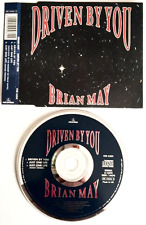 BRIAN MAY - Driven By You (CD Single) (EX/EX)