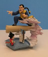 Gashapon Japan Dragon Ball Figure: Korin & Goku vs. Mercenary Tao-US SELLER!