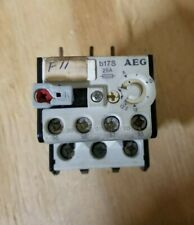 AEG B27T b 27 T 4A 910-341-845-000 Thermisches Überlastrelais overload relay NEW