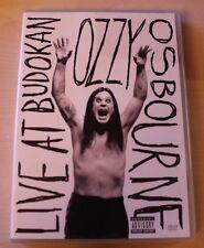 Ozzy Osbourne , Live at Budokan DVD, 2002
