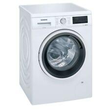 SiemensWU14UT40 Waschmaschine 8KG 1400UpM Display weiß IQ500 unterbaufähig EEK:C
