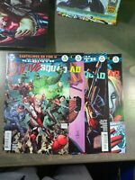 Suicide Squad 4 book lot #13,14,15,16 NM-VF  (2017)  D.C ~ Rebirth
