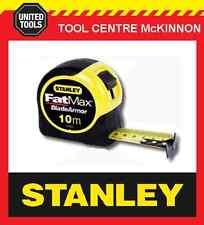 STANLEY FAT MAX 10m METRIC TAPE MEASURE