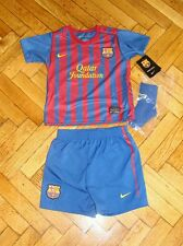 Barcelona Baby Soccer Kit Nike Barca Football Shirt Shorts Socks NEW hm