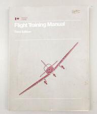 1980 FLIGHT TRAINING MANUAL TRANSPORT CANADA