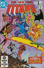 THE NEW TEEN TITANS #32 DC COMICS 1983