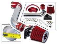 BCP RED 00-05 Mitsubishi Eclipse 2.4 L4/3.0 V6 Air Intake Induction Kit + Filter