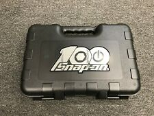 Snap-on Tools USA NEW 100th Anniversary Tool Case with Foam Insert CASE ONLY