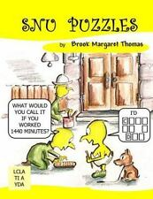 SNU Puzzles by Brook Thomas (2011, Paperback)