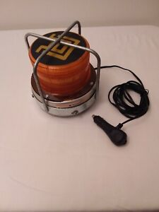 Federal Signal Altec Amber LED Beacon Strobe Light Number 684 510 81.  SAE W3...
