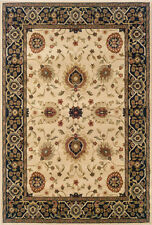 "2x8 Runner Ivory European Oriental Persian Area Rug - Approx 1' 10"" x 7' 6"""
