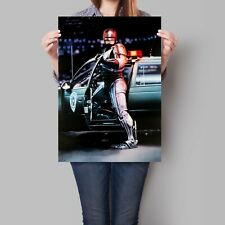 RoboCop Poster 1987 Movie Art Print
