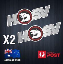 Holden HSV Decal Sticker - X2