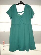 JESSICA SIMPSON NEW GREEN DRESS 2X