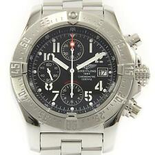 Authentic BREITLING A13380 A338B61PRS Avenger Skyland Automatic  #260-001-612...