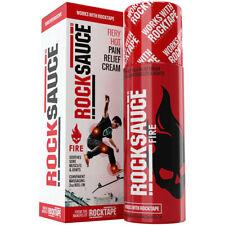 RockTape RockSauce Pain Relief Cream - Fire
