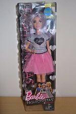 2017 FASHIONISTAS Playline TUTU COOL PETITE Barbie - NEW
