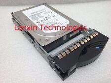 """IBM 45W2327 600GB 15K 3.5"""" FC HDD with Tray 41Y8489 ST3600057FC"""