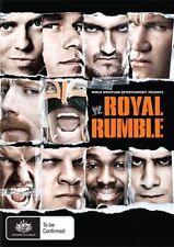 WWE - Royal Rumble 2011 (DVD, 2011) - Region 4