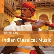 The Rough Guide To Indian Classical Music - Various (NEW 2CD)