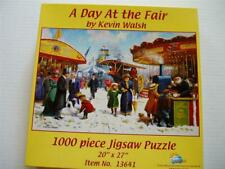 Kevin Walsh SunsOut Jigsaw Puzzle A Day at the Fair