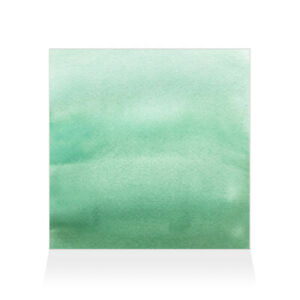 Home Decor Wall Sign Green and White Watercolor Style A Art Picture Frame