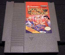 NTSC USED NES Double Dragon Nintendo video game retrogaming 80s fighting vintage