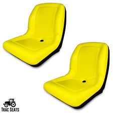 Yellow Vinyl John Deere Gator 6x4 Gator 4x2 Gator HPX4x4 Bucket Seat