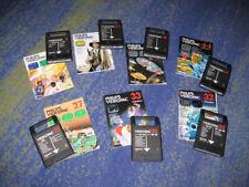 G7000 Philips Videopac 6 + 14 + 18 + 27 + 32  + 33 + 44 G 7000 mehrere Spiele