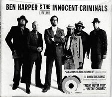 Ben Harper & The Innocent Criminals-Lifeline CD NUOVO + SIGILLATO/SEALED!