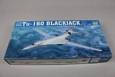 ZF464 Trumpeter 1/144 maquette avion 03906  Tupolev TU-160 BLACKJACK bomber