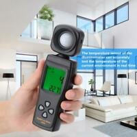 SMART SENSOR Luxmeter Digital Light Meter Illuminance Luminometer 200,000lux