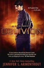 L. Armentrout, Jennifer, Oblivion (A Lux Novel), Very Good Book