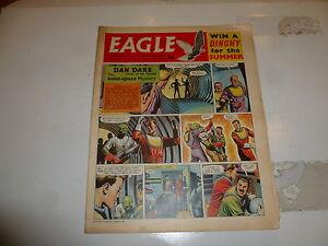 EAGLE Comic - Year 1961 - Vol 12 - No 19 - Date 13/05/1961 - UK Paper Comic