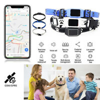 Waterproof Pet Collar GPS GSM GPRS Tracker Real time Locator for Dogs Cats New