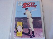 Mickey Mantle November 1992 Magnum Comics #1 NM/M Condition New York Yankee