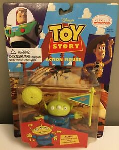 TOY STORY - ALIEN. THINKWAY TOYS. 1995.