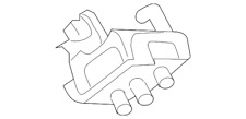 Genuine Ford Motor Mount 7A2Z-6038-CA