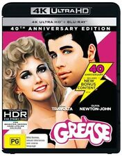 Grease (Blu-ray, 2018, 2-Disc Set)