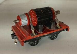 32mm Narrow Gauge Garden Railway 4 Wheel Electrical Load Wagon